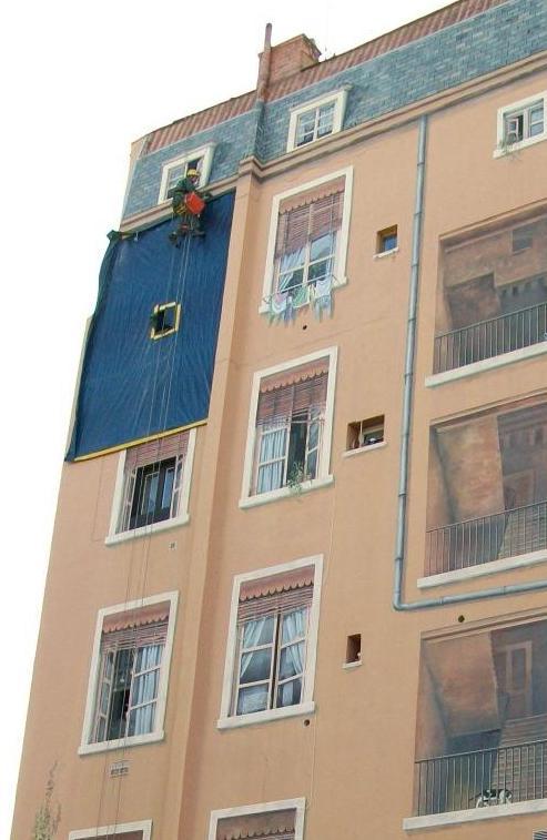 Travaux de façade et de toiture