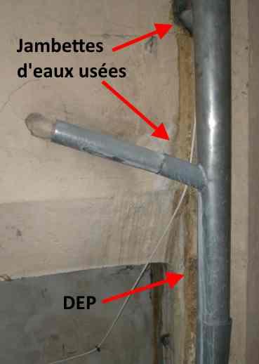 Toiture et fa ade couverture zinguerie travaux for Descente eau pluviale zinc